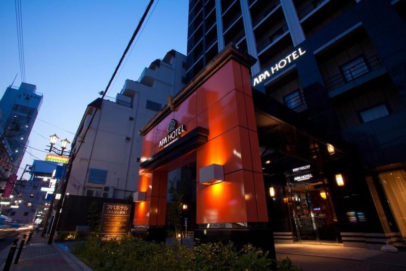 APA Hotel Namba-Shinsaibashi Japan
