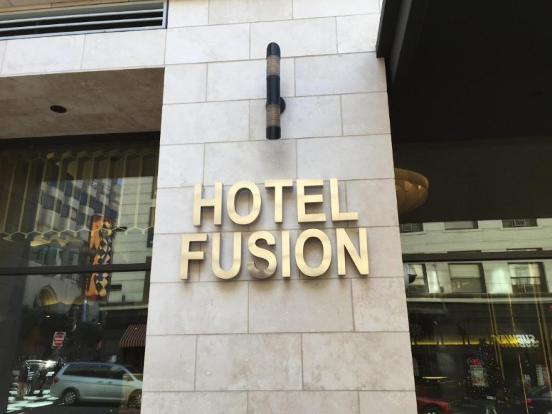 Hotel Fusion, a C-Two Hotel, San Francisco