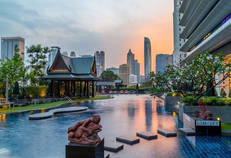 The Athenee Hotel Bangkok, A Luxury Collection Hotel