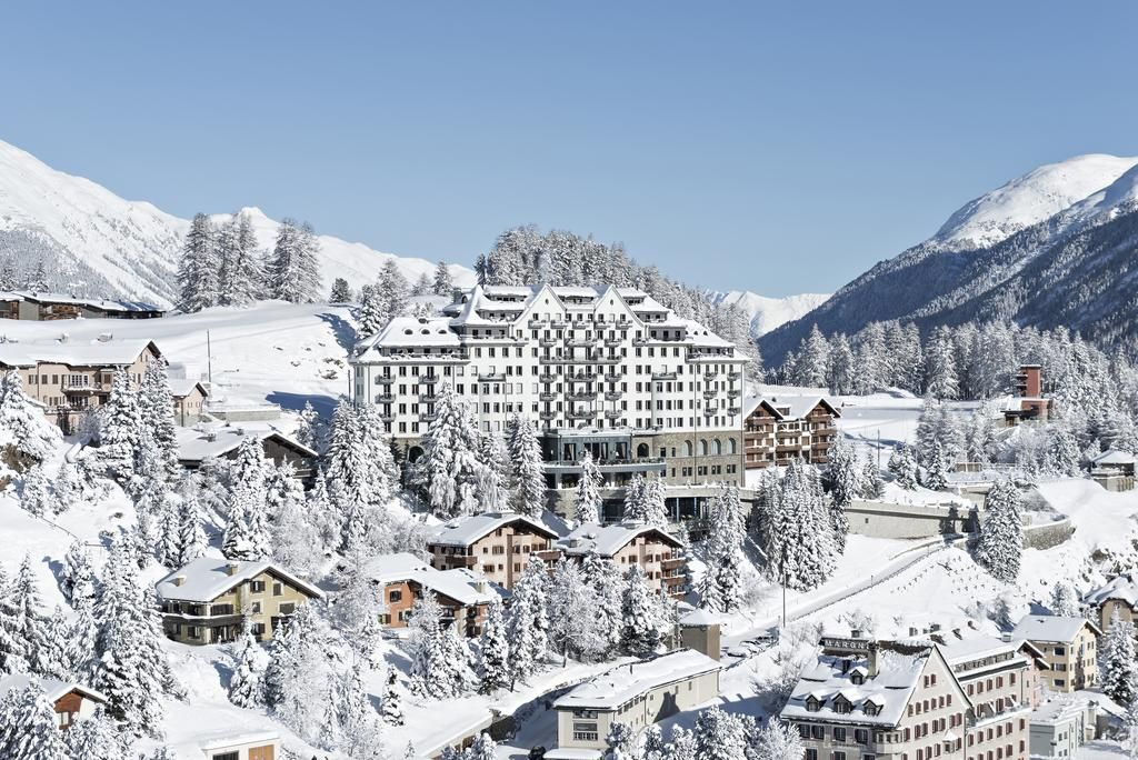 Carlton Hotel St Moritz, Switzerland