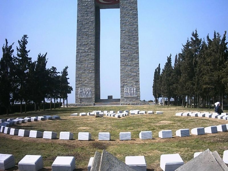 Gallipoli, Canakkale, Turkey