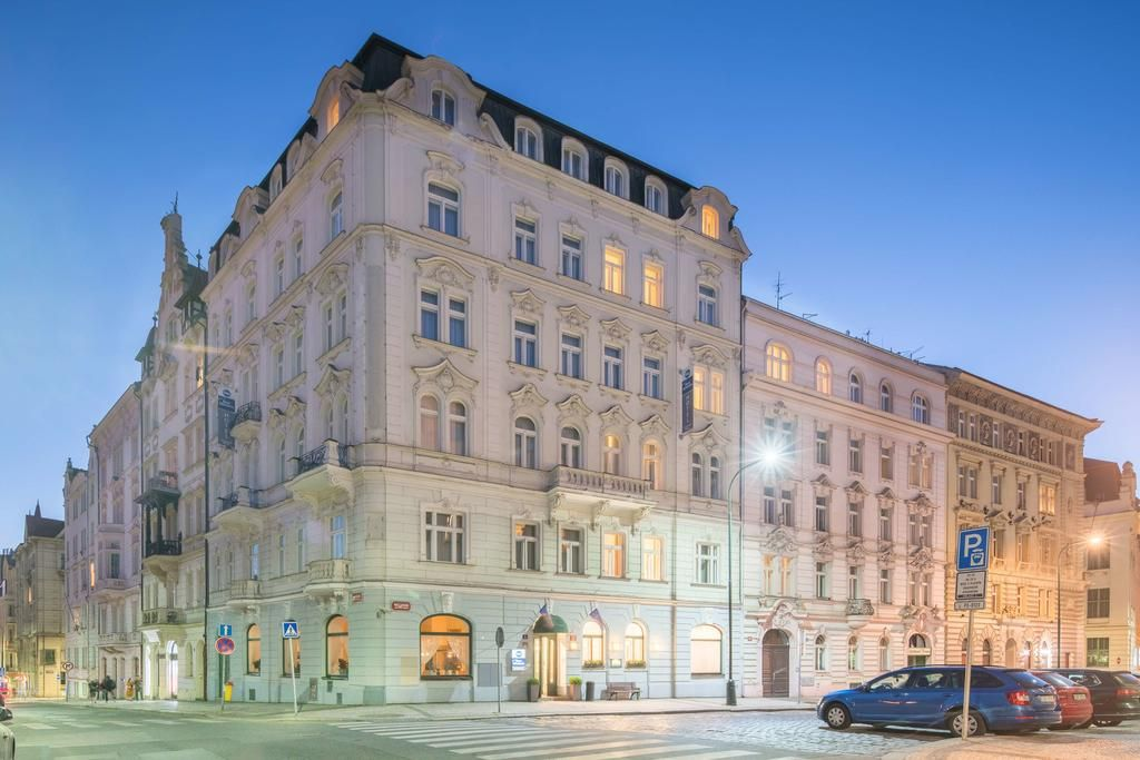 Best Western City Hotel Moran, Prague