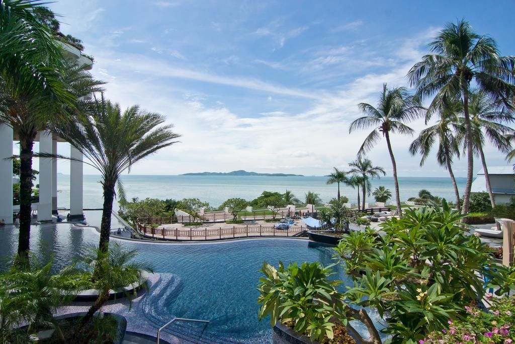 Royal Cliff Grand Hotel, Pattaya