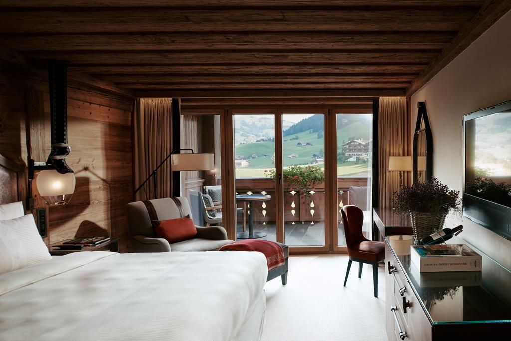 The Alpina Gstaad, Switzerland